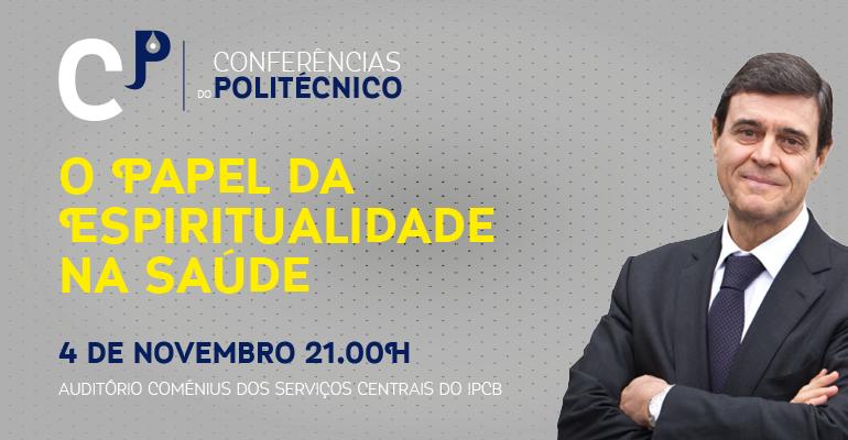 4 de novembro | 21:00 | Auditório Comenius - IPCB