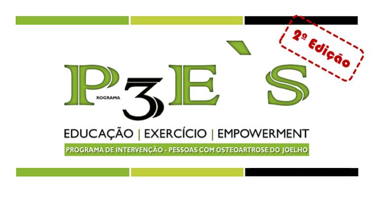 Programa de Fisioterapia 3E´s | 2.ª edição