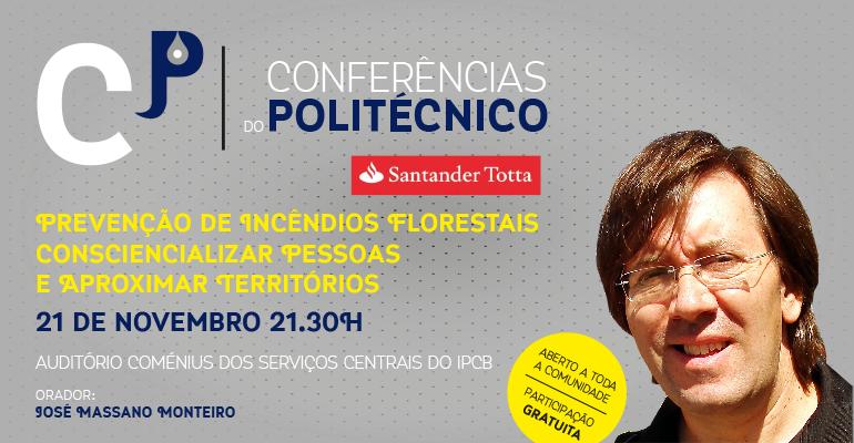 21 de novembro | 21:30 | Auditório Comenius - IPCB