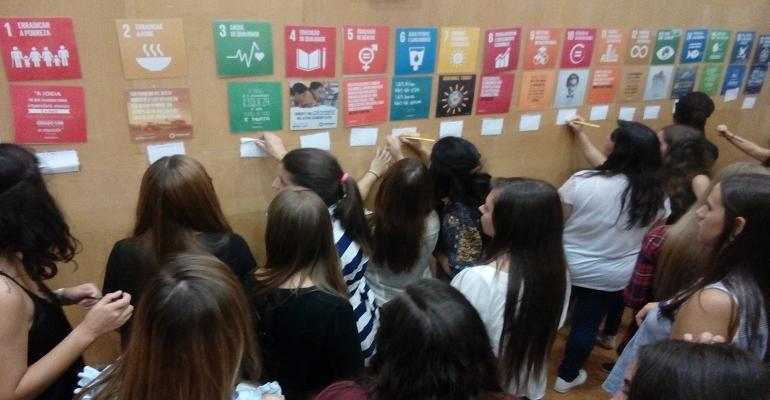 2.º aniversário dos Objetivos do Desenvolvimento Sustentável