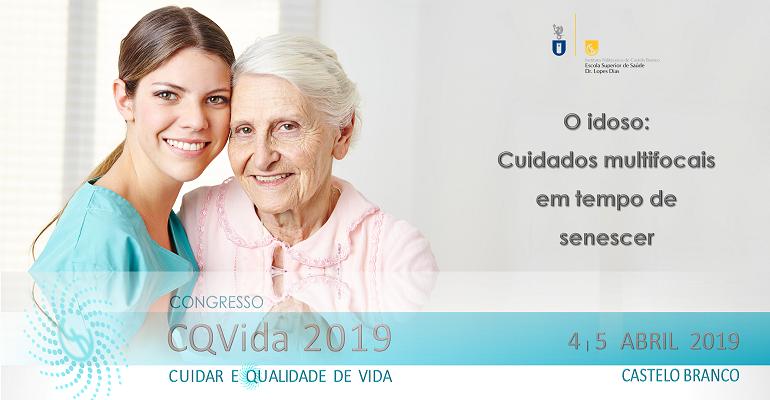 V Congresso Cuidar e Qualidade de Vida (CQVida 2019)