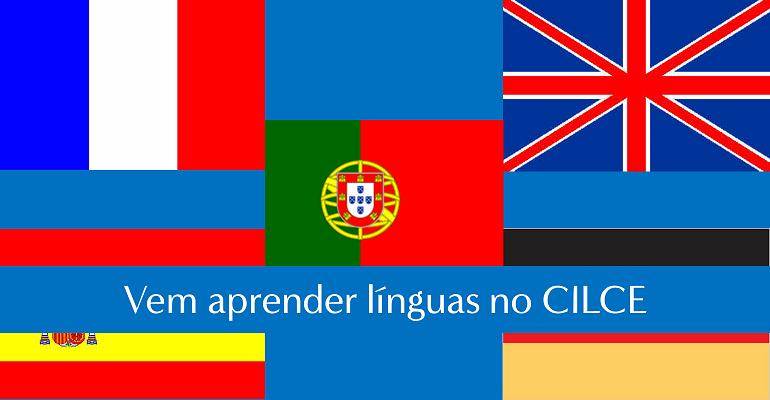 Cursos Regulares de Línguas no CILCE - IPCB