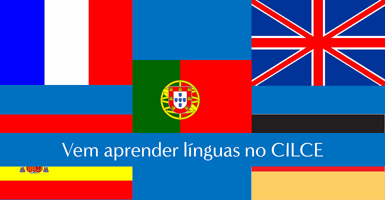 Cursos de Línguas no CILCE