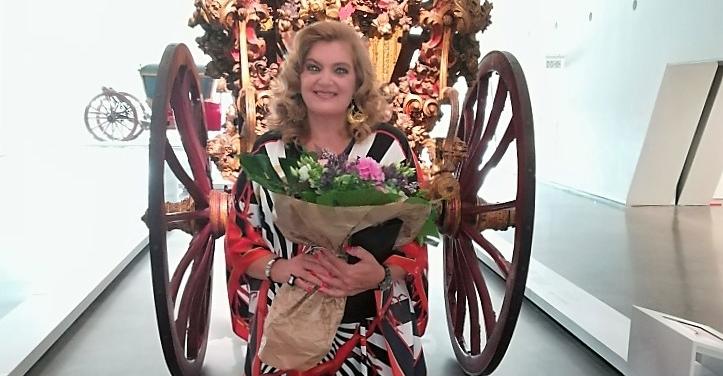 Elisabete Matos agraciada com o prémio Maria Isabel Barreno