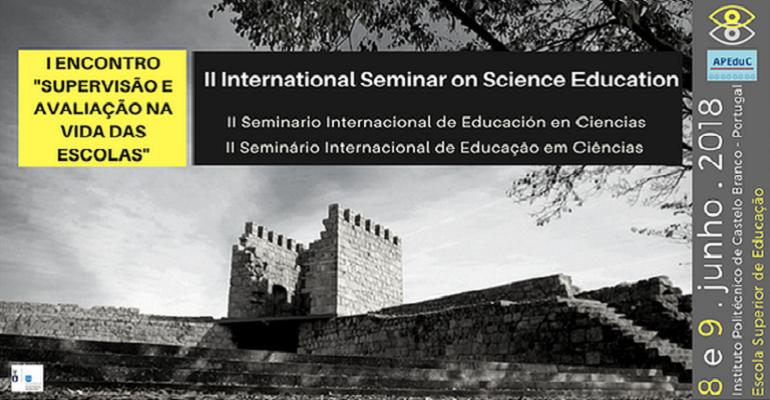 8 e 9 de junho | Escola Superior de Educação do IPCB