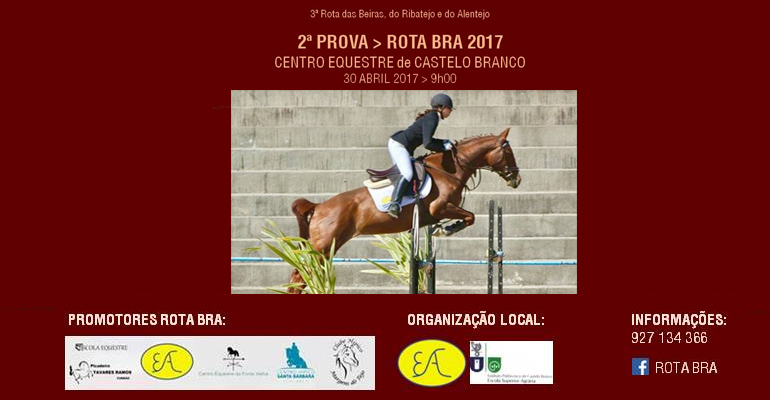 30 de abril | Centro Equestre de Castelo Branco