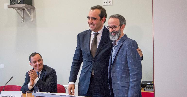 José Francisco Pinho é o novo Diretor da ESART - IPCB