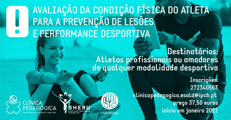 Avaliação da Condição Física do Atleta para a Prevenção de Lesões e Performance Desportiva