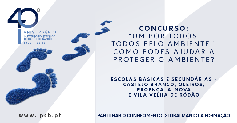 40.º ANIVERSÁRIO DO IPCB