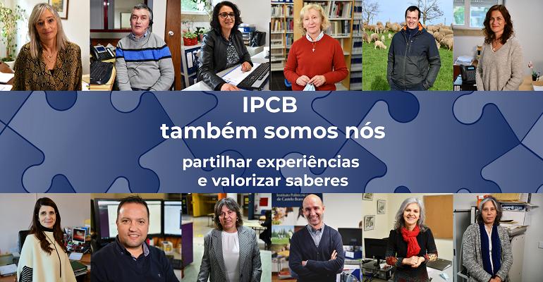 IPCB também somos nós!