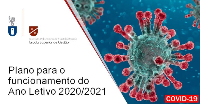 Plano para o funcionamento do Ano Letivo 2020/2021