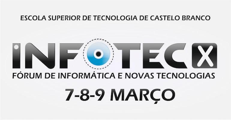 INFOTEC'17   EST - IPCB   7 a 9 de março